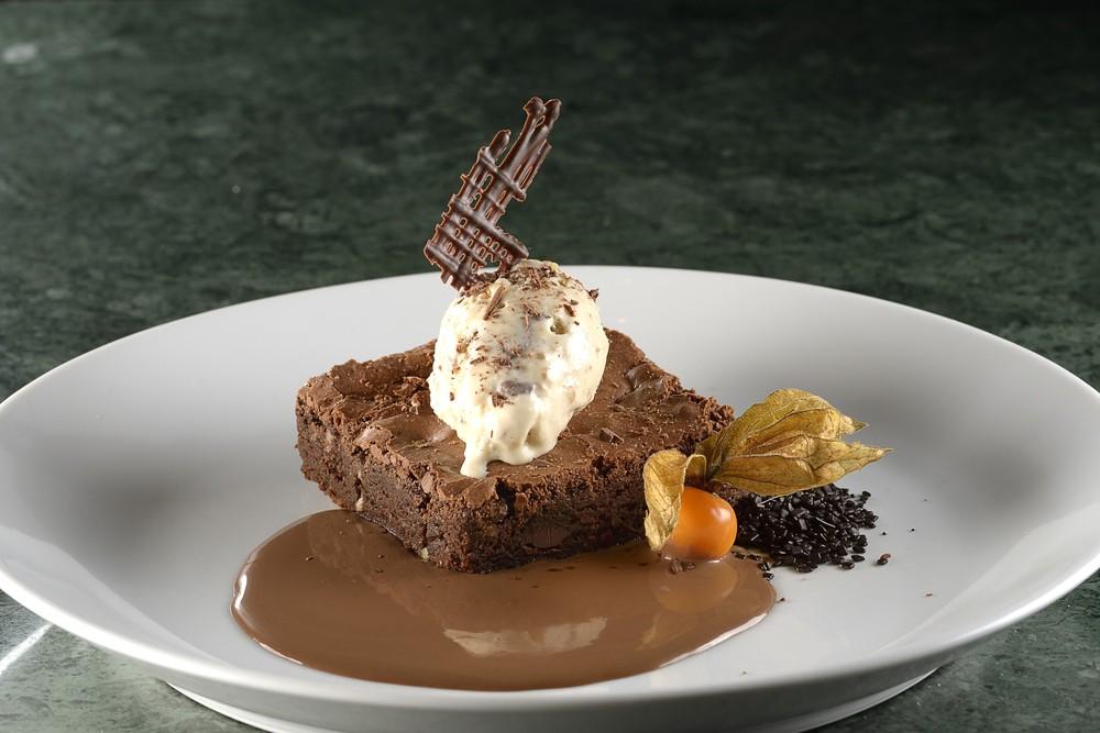 brownie, receita